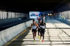 Athletics: Experts divided over chances of sub-two hour marathon