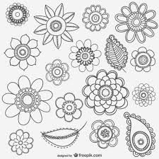 Free clip art black and white flowers flower flourishes clipart image result for flower drawings flower drawingsjournalsfloraldibujo blackwhite peopleeverythingblack and mightylinksfo