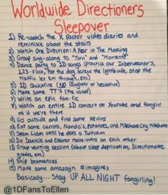Good Challenges To Do At A Sleepover