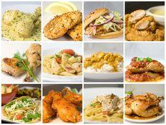 chicken recipes healthy most-delicious-chicken-recipes | See more about chicken recipes healthy, baked chicken recipes and fried chicken recipes.