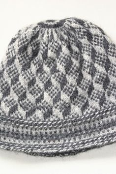 Geometric knitting in 3D - free pattern!  Gotta try this one!