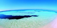 Formentera - an island 20 minutes on the boat from Ibiza - so stunning!
