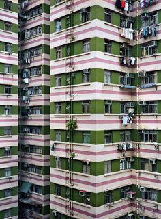 Michael Wolf, 'Informal Solutions', Hong Kong 2003-2016
