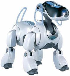 Aibo - Awesome robot dog