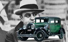 CADILLAC TOWN SEDAN DE 1928 EL MISMO AUTO QUE USO AL CAPONE Y EL PRESIDENTE ROOSEVELT