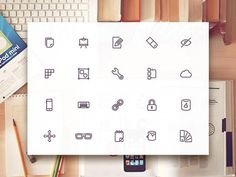 25+ Free AI Icons for Your App & Website UI Project