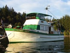 1978 Puget Trawler Power Boat For Sale - www.yachtworld.com