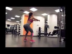 ▶ Michelle Lewin BOOTY WORKOUT - No Gym No Problem - YouTube