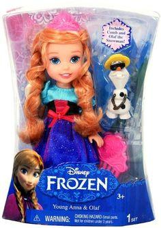 Disney - Frozen - Young Anna and Olaf Disney Frozen http://www.amazon.com/dp/B00F9NJDGK/ref=cm_sw_r_pi_dp_jaPxwb0Z3X2XZ
