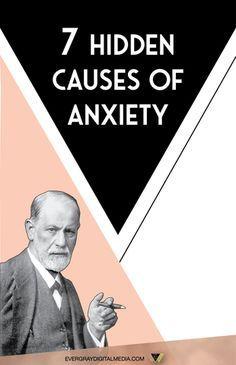 7 Hidden Causes of Anxiety - Evergray Media