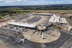 Aeroporto Internacional de Brasília Presidente Juscelino Kubitschek | JK-BSB International Airport