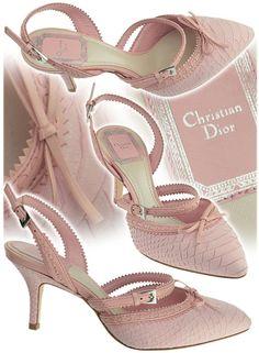 ♔ Pink Dior