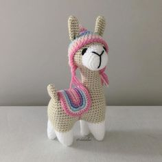Another day, another llama 🦙 pattern handmade madebyme itsawittthing amigurumi crochetllama llama crochet custom Crochet Animal Amigurumi, Crochet Animal Patterns, Stuffed Animal Patterns, Amigurumi Patterns, Amigurumi Doll, Crochet Animals, Crochet Dolls, Knitting Patterns, Crochet Diy