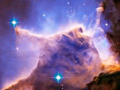 Eagle Nebula; Hubble 15th Anniversary image. Credit: NASA, ESA and The Hubble Heritage Team (STScI/AURA)