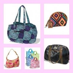Enter to win a Gigi Hill bag from the Crunchy Frugalista!