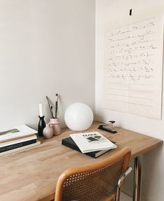 my scandinavian home: The Relaxed Beige-Tinted Apartment of Audrey Rivet