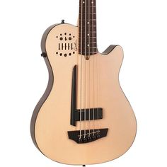 Godin A5 Ultra Natural SA 5-String Acoustic-Electric Bass Guitar Natur