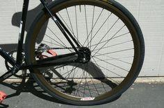 Bronze Chukker Wheels