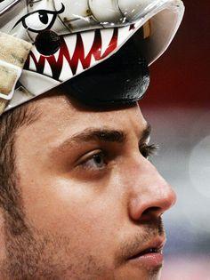 Winnipeg Jets Goalie -Ondrej Pavelec, from Czech Republic