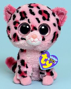 Gypsy - cheetah - Ty Beanie Boos
