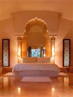 Amanbagh Palace Resort Bedroom, India