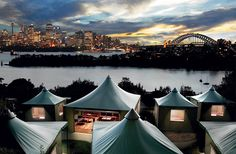 Whether you are planning a romantic vacation, a weekend trip away with the girls or a family adventure, we have selected some of the best glamping getaways, located in and around Sydney.