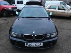 BMW-318Ci-2-0LITRE-16V-COUPE-2003-FOR-BREAKING