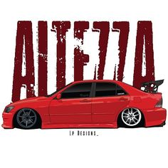 'Toyota Altezza / Lexus Classic T-Shirt by Millions of unique designs by independent artists. Find your thing. 'Toyota Altezza / Lexus Classic T-Shirt by Millions of unique designs by independent artists. Find your thing. Toyota Tacoma Lifted, Toyota 86, Toyota Tundra, Toyota 4runner, Toyota Corolla, Lexus Is300, Toyota Cressida, Honda Jazz, Led Tail Lights