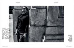 Jason Morgan for August Man Malaysia photographed...   Male Models - Campaigns, Catwalk, Pictures