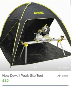 """119 Likes, 14 Comments - Gary Mitchell Joinery Services (@gdmjoiner) on Instagram: """"Money well spent #dewalt #dewaltworktent #dewalttent #dewaltuk #garymitchelljoineryservicesdunblane…"""""""