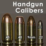 The Best #Handgun #Calibers for Self Defense
