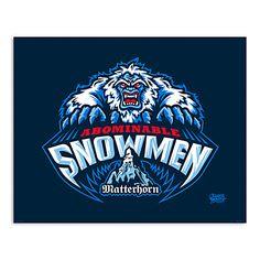 Matterhorn Abominable Snowmen
