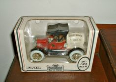 Ertl 1918 Runabout Barrel Bank in Box Anheuser by ClassicMemories, $24.00