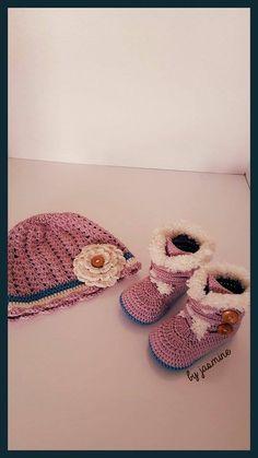 Kışlık Kürklü Bebek Bot Patiğinin Açıklaması | Hobilendik