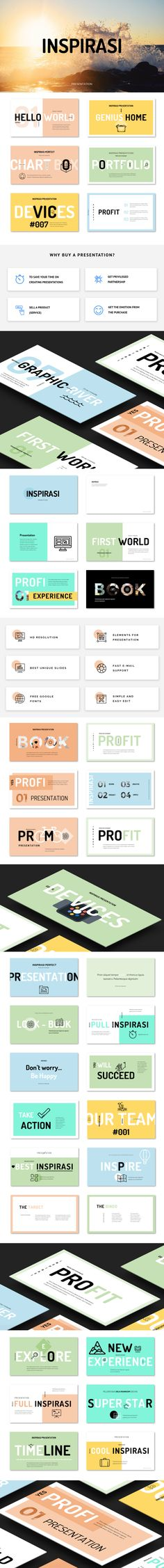 Buy INSPIRASI - #Powerpoint Presentation Template by GeniusHome1 on GraphicRiver.  Why Buy a Presentation? Save your time on the presentation of the development Get privileged partnership Sell a pro... Download here: https://graphicriver.net/item/inspirasi-powerpoint-presentation-template/19254886?ref=alena994