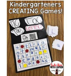 I felt really frustrated with word study so far this year. My class is made up of two types of kids right now: ones that know ALL. Creating Games, Word Work Centers, Word Study, Falling In Love, Apron, Felt, Letters, Teaching, Education