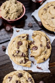 The WORST Chocolate Chip Cookies Ever... Oh boy, I wish I'd never discovered this recipe!