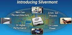 Intel Atom 'Silvermont'  http://www.xataka.com/p/105852