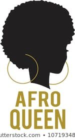 Find Afro Queen stock images in HD and millions of other royalty-free stock photos, illustrations and vectors in the Shutterstock collection. Big Afro, Short Afro, Curly Afro, Black Woman Silhouette, Silhouette Images, Black Love Art, Black Is Beautiful, Afro Braids, Afro Men