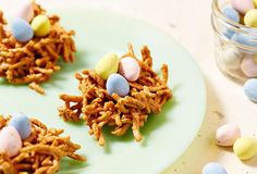 Sweet Spring Treat: Haystack Cookies