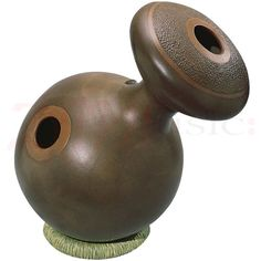 LP Mbwata Udu Drum - LLP Udu Drums possess distinct tonal qualities which range from subtle bass tones to soothing tabla-like tones. Their clay construction is based upon centuries-old African traditions.