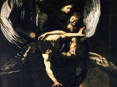 Caravaggio  La vera arte viene da quello che si vede alla Casina Pompeiana
