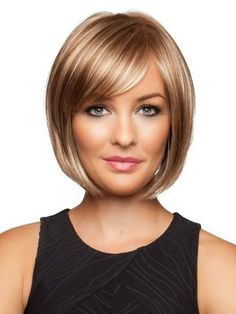 chic medium fine hair styles Continue reading by clicking the image or link, or why not visit us in person at our salon for more great inspirational hair ideas. Medium Fine Hair, Medium Hair Cuts, Short Hair Cuts, Medium Hair Styles, Long Hair Styles, Medium Hairs, Haircut Styles For Women, Short Haircut Styles, Shoulder Length Hair With Bangs