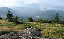 Roan Mountain (Roan Highlands) - Wikipedia, the free encyclopedia