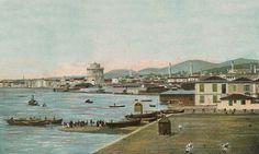selanık Thessaloniki, Ottoman Empire, Historical Pictures, Moorish, Old Photos, Paris Skyline, Istanbul, Greece, Island