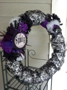 17+Elegant+Victorian+Flair+Damask+Skull+by+TatteredChicBoutique,+$35.00