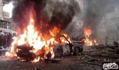 انفجار قنبلة بالقرب من حسينية في إقليم…: انفجار قنبلة بالقرب من حسينية في إقليم بلخ في شمال أفغانستان