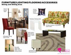A Brooklyn Apartment Gets a Living Room Makeover Living Room Interior Design Ideas_Makeover_Edecorating_Edecor_Virtual Interior Design