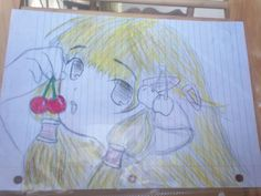 Chii, from Chobits!! She was really fun to draw!!!