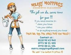 cleaning services flyers templates free - Google Search